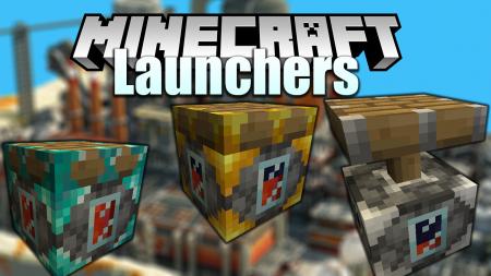 Скачать Launchers для Minecraft 1.16