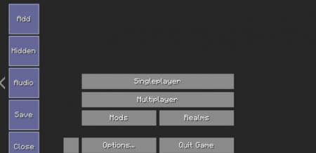 Скачать FancyMenu для Minecraft 1.15.1