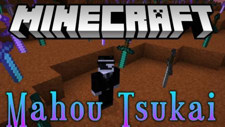 Скачать Mahou Tsukai для Minecraft 1.16.5
