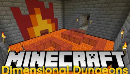 Скачать Dimensional Dungeons для Minecraft 1.16.4