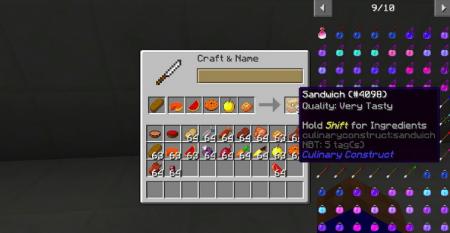 Скачать Culinary Construct для Minecraft 1.16.4