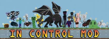 Скачать In Control для Minecraft 1.16.4