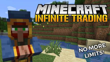 Скачать Infinite Trading для Minecraft 1.16.4