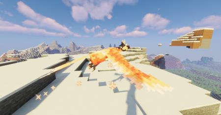 Скачать Alexs Mob для Minecraft 1.16.4