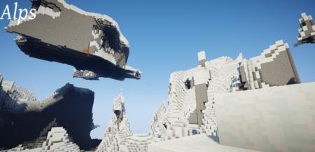 Скачать Oh The Biomes You'll Go для Minecraft 1.16.5