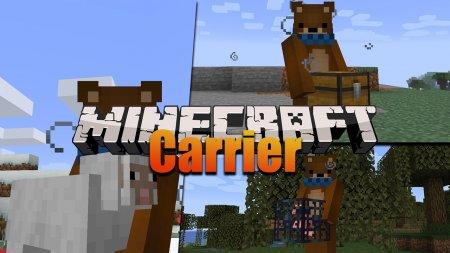 Скачать Carrier для Minecraft 1.16