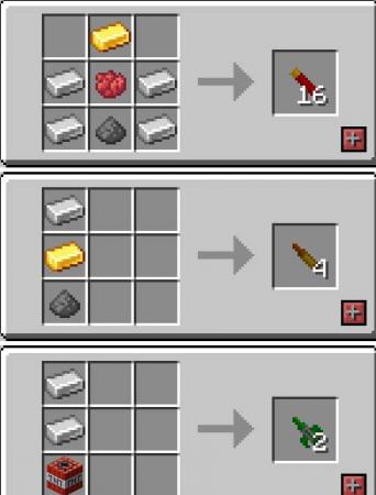 Скачать Flytras Gun для Minecraft 1.16.5