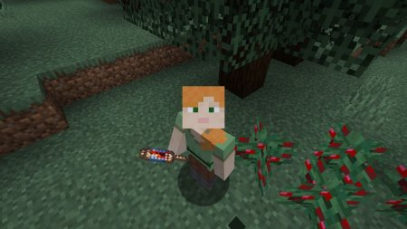 Скачать Haema для Minecraft 1.16.5