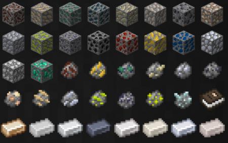 Скачать Geolosys для Minecraft 1.16.5