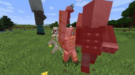 Скачать Better Golem для Minecraft 1.16.1