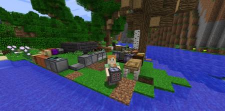 Скачать Carry On для Minecraft 1.16.4