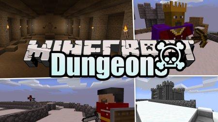 Скачать dainxt's Dungeons для Minecraft 1.16.5