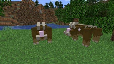 Скачать Lee's Creatures для Minecraft 1.16.1