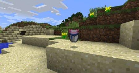 Скачать Buffxolotl для Minecraft 1.12.2