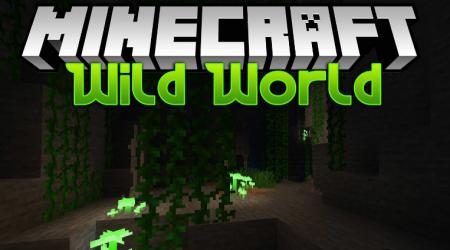 Скачать Wild World для Minecraft 1.16.3