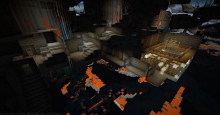 Скачать Save My Stronghold для Minecraft 1.15.1