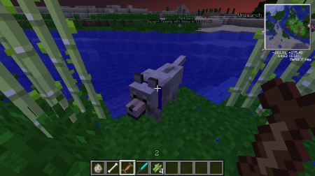 Скачать Doggy Talents для Minecraft 1.16.5