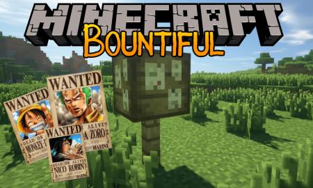 Скачать Bountiful для Minecraft 1.16.5