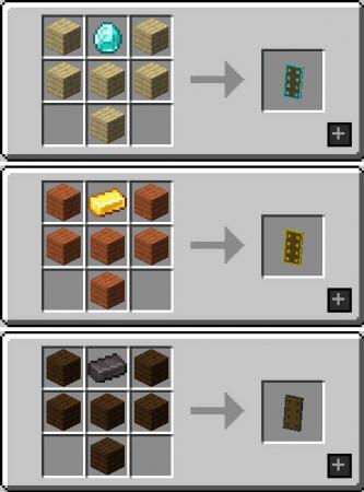 Скачать More Shields для Minecraft 1.16.4