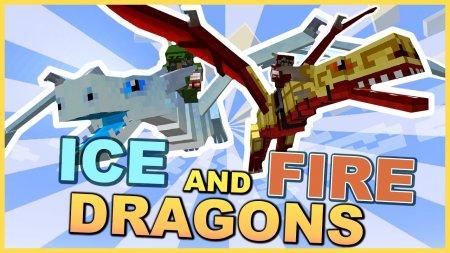 Скачать Ice and Fire для Minecraft 1.16.4