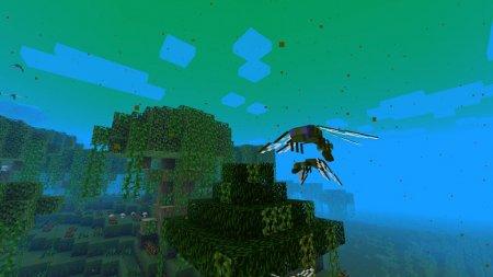 Скачать Prehistoric Dinosaur Biomes для Minecraft 1.16.5