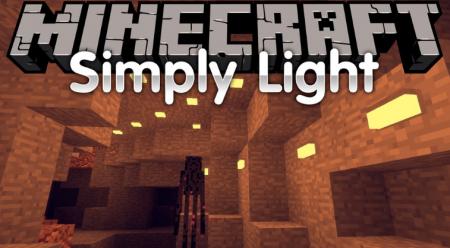 Скачать Simply Light для Minecraft 1.16.5