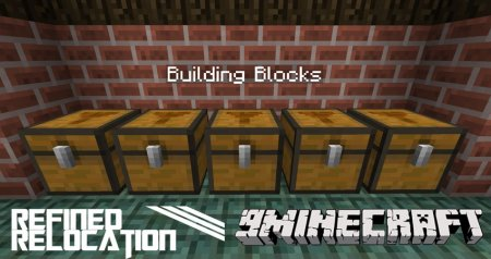 Скачать Refined Relocation 2 для Minecraft 1.16.4