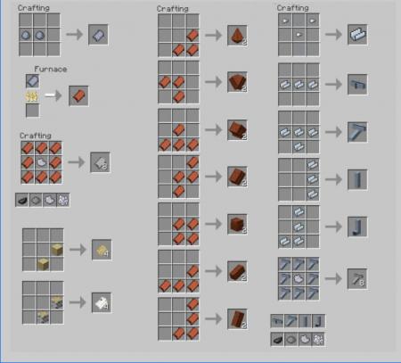 Скачать Macaw's Roofs для Minecraft 1.16.4