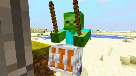 Скачать Instrumental Mobs для Minecraft 1.16.2