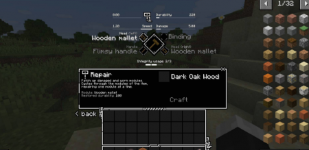 Скачать Tetra для Minecraft 1.14.3