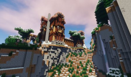 Скачать The Mighty Architect для Minecraft 1.14.4