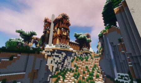 Скачать The Mighty Architect для Minecraft 1.16.5