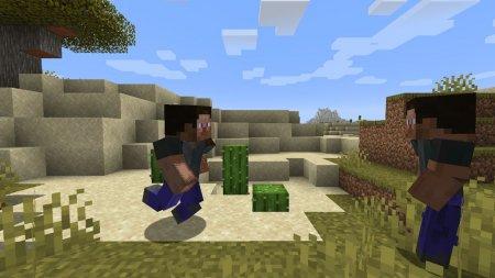 Скачать LotMoreSteves для Minecraft 1.16.4