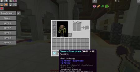 Скачать Better Than Mending для Minecraft 1.15.2