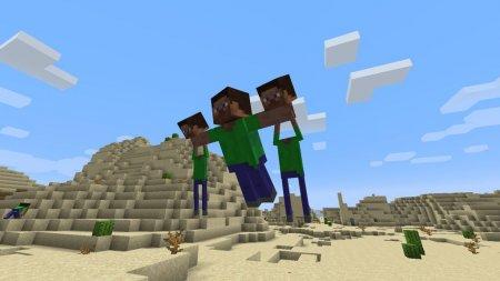 Скачать LotMoreSteves для Minecraft 1.16.2