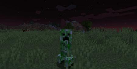 Скачать No Hostiles Around Campfire для Minecraft 1.16.4
