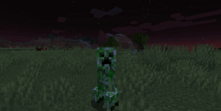 Скачать No Hostiles Around Campfire для Minecraft 1.16.5