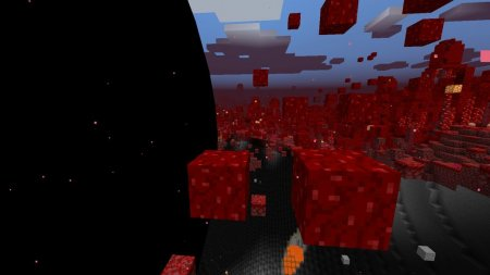 Скачать Black Hole для Minecraft 1.16.4
