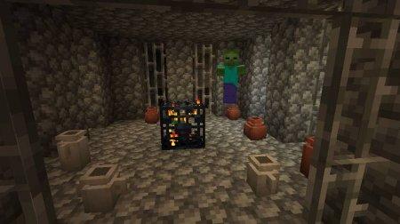 Скачать Extended Caves для Minecraft 1.16.5