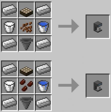 Скачать Coffee Spawner для Minecraft 1.16.5