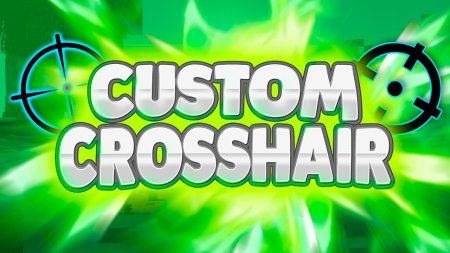 Скачать Custom Crosshair для Minecraft 1.16.5
