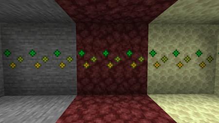 Скачать More Ores In ONE для Minecraft 1.16.5