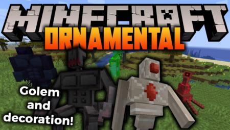 Скачать Ornamental для Minecraft 1.13.2