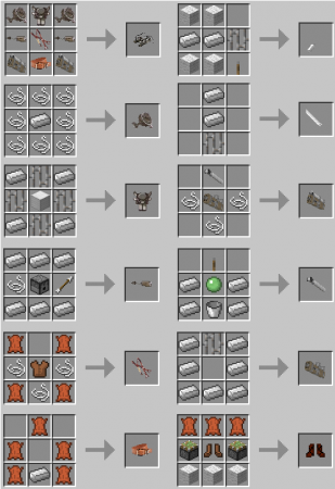 Скачать 3D Maneuver Gear для Minecraft 1.16.2