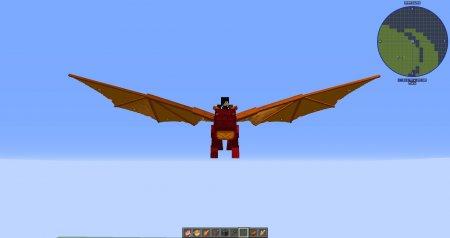 Скачать Dragon Mounts: Legacy для Minecraft 1.16.5
