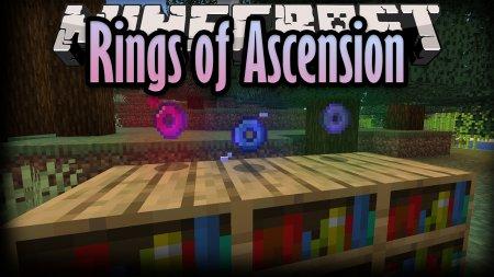 Скачать Rings of Ascension для Minecraft 1.16.5