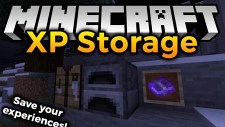 Скачать XP Storage для Minecraft 1.16.4