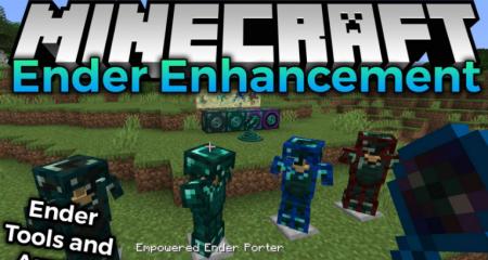 Скачать Ender Enhancement для Minecraft 1.16.5