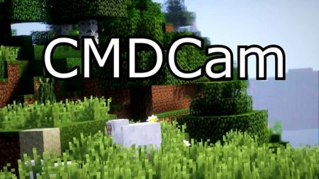Скачать CMDCam для Minecraft 1.16.5