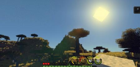 Скачать Real Survivor для Minecraft 1.16.5